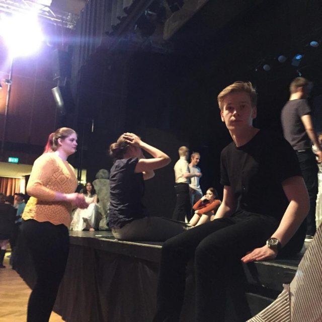 Viimeiset esitykset edess missionfinland musikaali tiirismaanlukio tipala suomi100